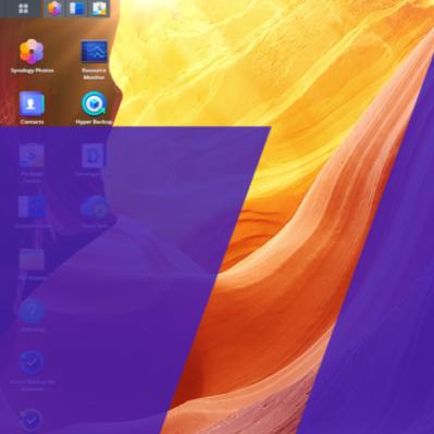 시놀로지 DSM 7.0 Preview 릴리즈